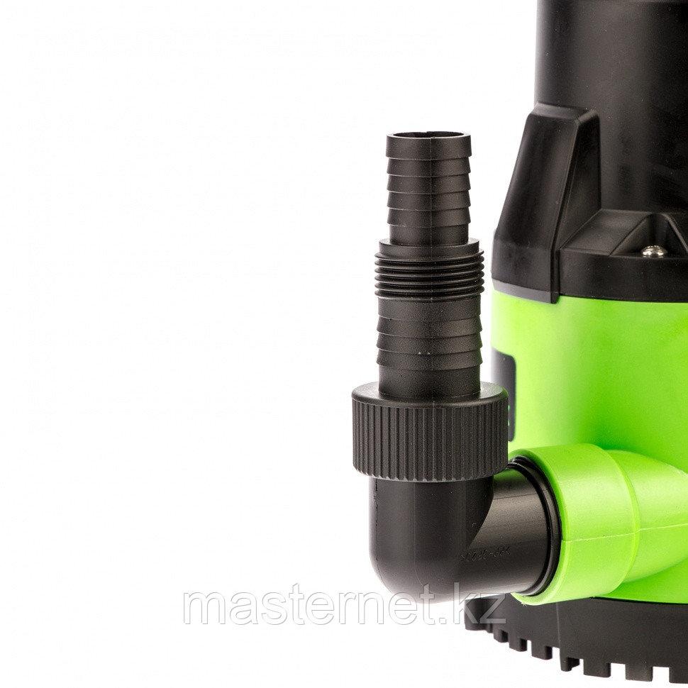 Дренажный насос для чистой воды СДН300-5, 300 Вт, напор 6,5м, 6500 л/ч// Сибртех - фото 3