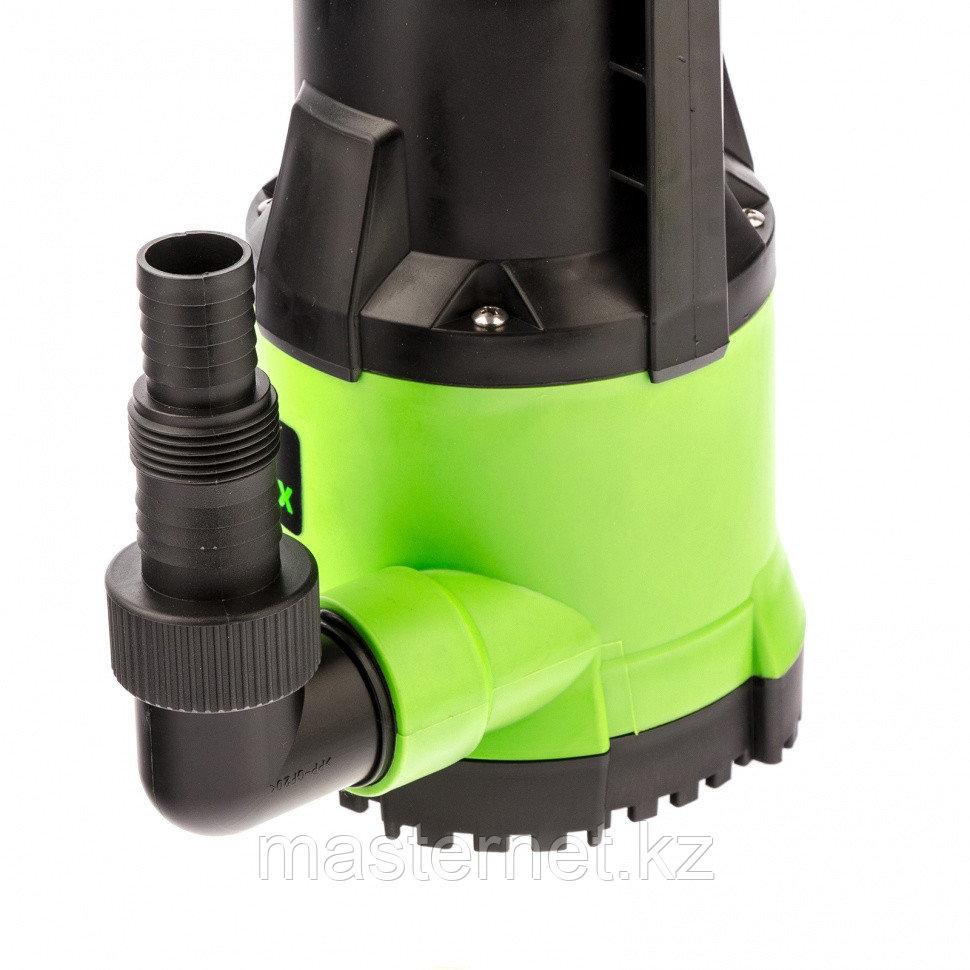 Дренажный насос для чистой воды СДН300-5, 300 Вт, напор 6,5м, 6500 л/ч// Сибртех - фото 4