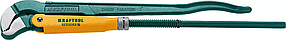 Ключ трубный KRAFTOOL, PANZER-S, №3, изогнутые губки,  (2733-20_z02)
