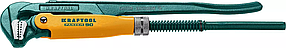 Ключ трубный PANZER-90, №-0, KRAFTOOL, прямые губки (2734-05_z02)