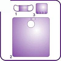 Набор «Dolce-Pharm» стоматологический для осмотра/приема пациента, нестерильный одноразовый