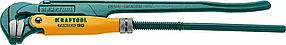Ключ трубный PANZER-90, №2, KRAFTOOL, прямые губки (2734-15_z02)