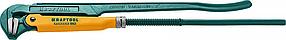 Ключ трубный PANZER-90, №4, KRAFTOOL, прямые губки (2734-30_z02)