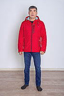 Куртка мужская демисезонная Shark Force красная короткая