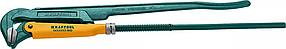 Ключ трубный PANZER-90, №5, KRAFTOOL, прямые губки (2734-40_z02)