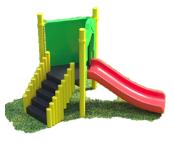 Детский игровой комплекс Ручеек