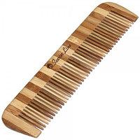 Гребень для волос из бамбука BB-C1 Scarlet Line