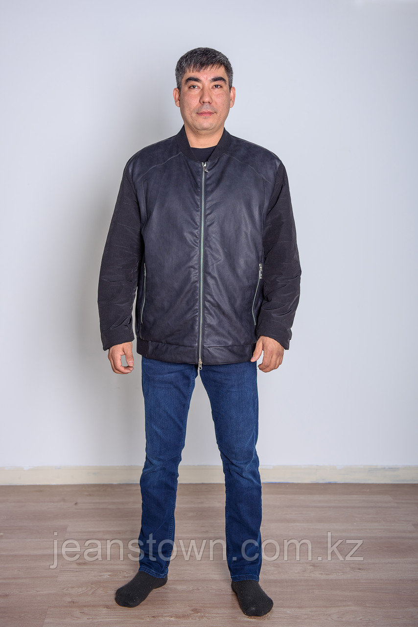 Куртка мужская демисезонная Shark Force черная - фото 2