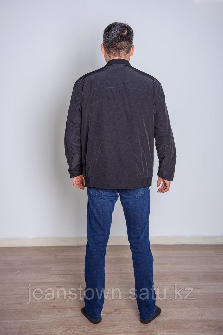 Куртка мужская демисезонная Shark Force черная - фото 3
