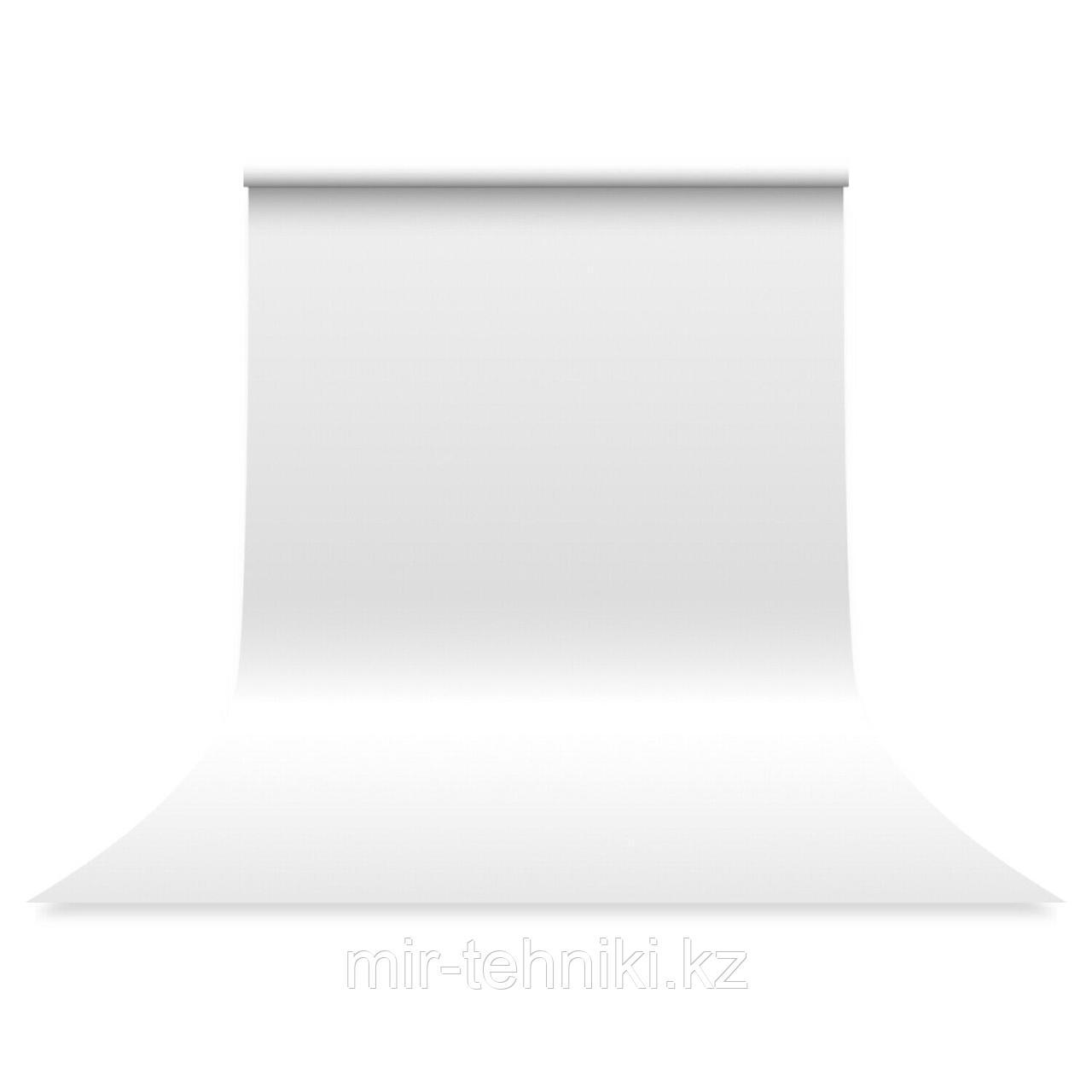 Белый фон E-Image 3 * 6 м  Муслин  (MB36)