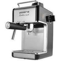Кофеварка Polaris Golden Rush Эспрессо PCM 4006A черный, фото 1