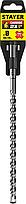 Бур SDS-plus, STAYER, 8 x 210 мм (2930-210-08_z02), фото 3