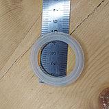 Силиконовая прокладка для герметизации кламповых соединений 1.5 дюйма, фото 2