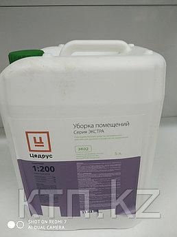 Cредство для удаления жировых загрязнений, ЭК 02, 5л.