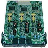 Карта аналоговых внешних линий KX-NS5180X LCOT6 6-портовая Caller ID