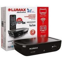 Цифровой телевизионный приемник LUMAX DV1110HD