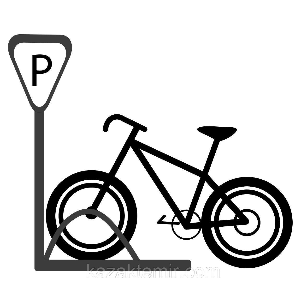Велопарковка на 7 мест - фото 1