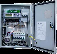 ШКАФ УЧЕТА ЭЛЕКТРОЭНЕРГИИ|ШУЭ-09-1H-LI-GSM/GPRS