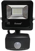 Светодиодный Сенсорный прожектор 10W SMD 800LM 6500K IP 65 PAL6510S