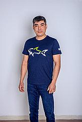 Футболка мужская Paul&Shark синия