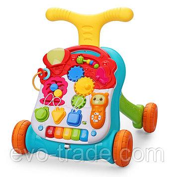 Каталка-ходунки Happy Baby с развивающим центром SPRINTER