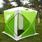 Палатка куб для зимней рыбалки  1620, фото 3
