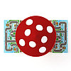 Песочница Игра с крышкой и грибком ИО 5.01.10-02, фото 3