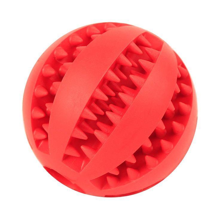 Игрушка для собак мяч бейсбольный