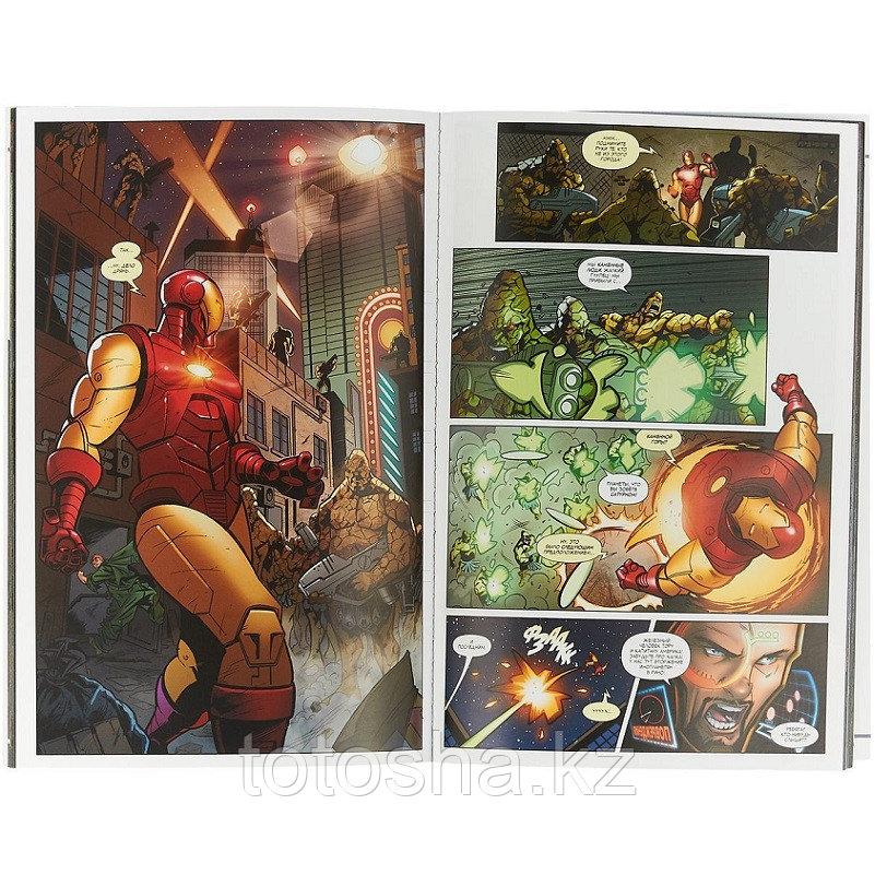 Книга «Мстители. Начало» Дэвид П. - фото 3