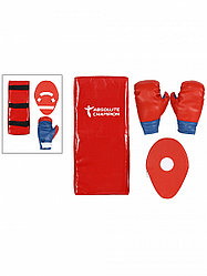 Набор для бокса AC5 Перчатки + лапа + макивара