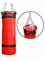 Набор для бокса AC30 Груша 30кг красный