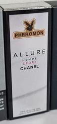 Масляные духи с феромонами для мужчин, 10мл  Allure Homme Sport Chanel