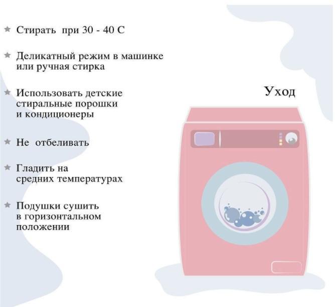 Гнездышко-кокон для новорожденных с матрасиком - фото 2
