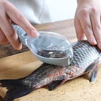 Прибор для чистки рыбы (рыбочистка, скребок)