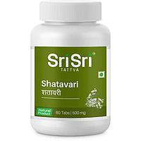 Шри Шри Шатавари, 60 таблеток, для женского здоровья