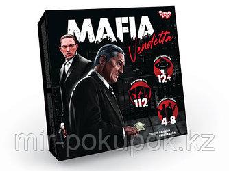Настольная игра Mafia. Vendetta