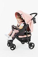 Детская коляска Rant Kira Star Cloud pink