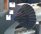 Сервоприводная листорезальная машина DMC-1100S с синхронизированными ножами, фото 6