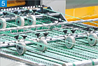 Сервоприводная листорезальная машина DMC-1100S с синхронизированными ножами, фото 7