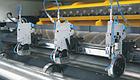 Сервоприводная листорезальная машина DMC-1100S с синхронизированными ножами, фото 8