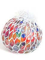 Мячик-антистресс с гелевыми шариками светящийся G7704