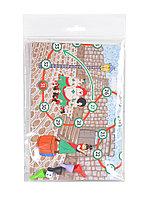 Настольная игра-ходилка Бременские музыканты ИН-5019 Рыжий кот