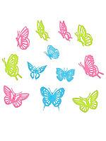 Набор светящихся украшений Бабочки 3329