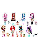 Кукла Enchantimals FNH22 дополнительная со зверюшкой в ассортименте