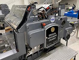 Высечка Heidelberg SBG 56×77, полностью восстановлена в 2016г., как новая
