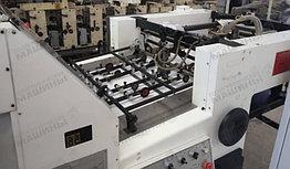 Высечка с тиснением автомат YAWA TYM 780A, 2007г