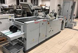 Брошюровальная линия HORIZON VAC-100am, SPF-200a, HP-200a, FC-200a, ST-40, пробег 3,65 млн