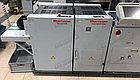Брошюровальная линия HORIZON VAC-100am, SPF-200a, HP-200a, FC-200a, ST-40, пробег 3,65 млн, фото 2