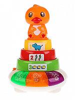 Развивающая игрушка Обучающая пирамидка B1201654-R ТМ Умка
