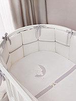 Комплект в кроватку(для овальной) Perina Bonne nuit Oval